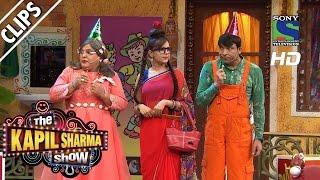 Meet the Over Grown Bachhe - The Kapil Sharma Show-Episode 39- 3rd September 2016