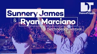 Sunnery James & Ryan Marciano at Electrobeach Festival France