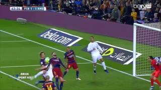 أهداف مباراة ريال مدريد وبرشلونة 2 1 شاشة كاملة تعليق رؤوف خليف HD   YouTube