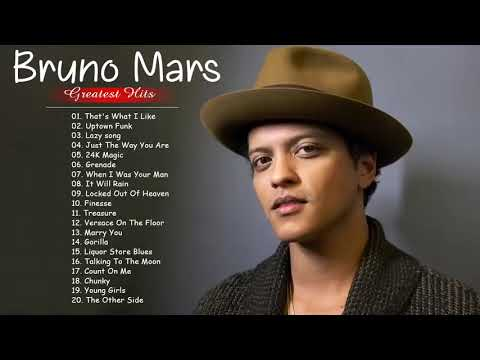 ブルーノマーズ Bruno Mars ブルーノマーズの曲 ブルーノマーズ最高の曲