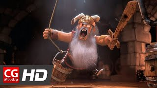 "CGI Animated Short Film ""SuperMoine Holypop Short Film"" by Supamonks Studio"