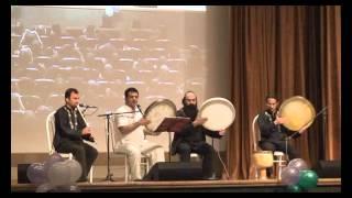 گروه ناسوت: آهنگ عزیز بشین کنارم از سیما بینا - جشن نوروز 1392 دانشگاه صنعتی اصفهان