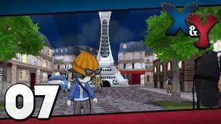 Pokémon X and Y - Episode 7 | Exploring Lumiose City!