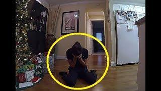 Женщина упала на колени и начала рыдать при виде такого подарка от мужа