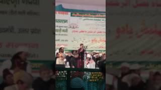 Lucknow teele shah masjid mushaira sufyan partab gadi(1)