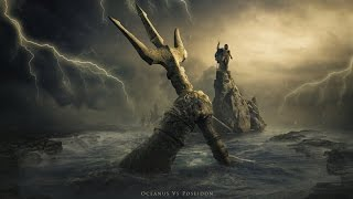 Oceanus Vs Poseidon Speed Art