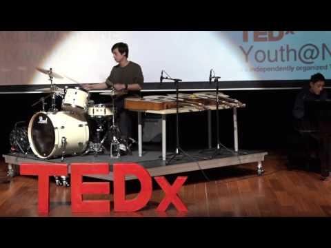 Beauty in dissonance | Willy Wang, Jack Hu and Charles McGlone | TEDxYouth@NIS