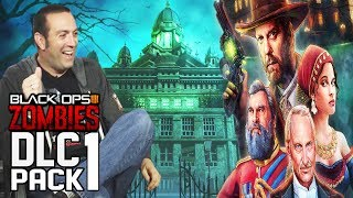 WOOPS! - TREYARCH LEAKED THE DLC 1 MAP RELEASE DATE!  (Black Ops 4 Zombies)