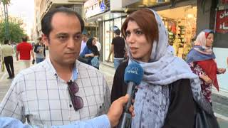 Iran - DW NEWS - Report by Killian Bayer