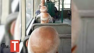 10 Times There Was A Glitch In The Matrix