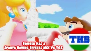 (100th Video Special)[SFM] Subpar Mario 64:Bowser Has a Sparta Raving Effects MiX V6 TGS