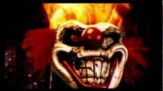 Twisted Metal PS3: All Sweet Tooth's Movies from Story Mode