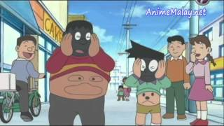 Doraemon Bergeraklah Masa (malay)