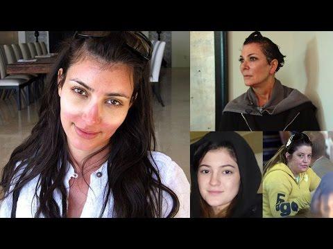 All Kardashians without Makeup