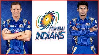 IPL 2018 | Mumbai Indians IPL Auction Full Players List 2018 | MI New & Final Squad 2018