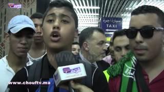 مشجع رجاوي كان في سطيف : والله حتى المغرب أحسن من الجزائر والماء ماعندهومش | شوف تيفي