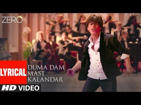 Xxx Mp4 ZERO Duma Dam Mast Kalandar Lyrical Shah RK Katrina K Anushka S Altamash F Tanishk B 3gp Sex