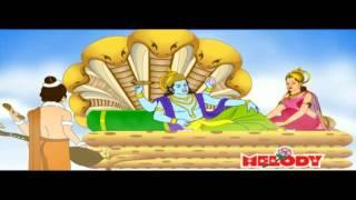 Lord Vishnu's Dasavatharam In Tamil | Animatd Series | Kalki Avatharam |