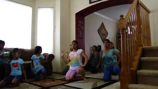 Girls Dance practice