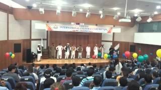 Pakistan performance in ISA at Gyeongsang National University