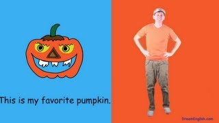 Pumpkin Halloween Dance Song for Kids | Halloween Song for Children