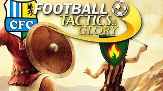 David gegen Goliath 🎮 Football Tactics & Glory #6