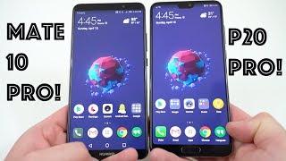 Huawei P20 Pro vs Mate 10 Pro: Differences That Matter!