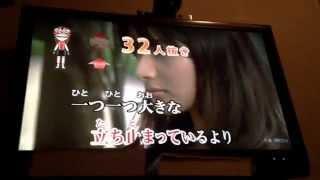 【カラオケ】LISA シルシ 全国採点 歌ってみた