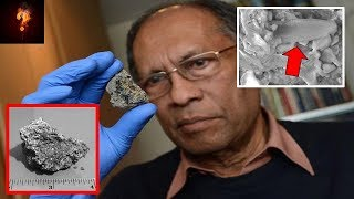 """Alien Life-Form"" Discovered Within Sri Lankan Meteorite?"