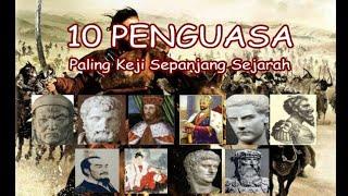 10 Penguasa paling Keji Sepanjang Sejarah