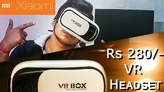 Best and Cheapest VR Headset For Redmi Note 4, Redmi Note 3, Redmi 4  and Android Devices 2017