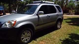 HONDA CRV V-TEC 2005 AUTOMATICO 4X4 FULL EXTRAS