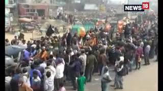পলাশীতে । বি জি পি কে দারুন অপমান ।।।।