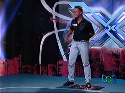 mariachi metro sexual y mas personajes eliminados en el factor x colombia 2009 audiciones cali