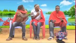 ELIASI MNYAMWEZI & KALANGA = MEMBO GASHILILE /bicon studio