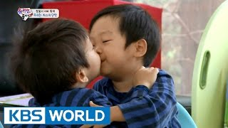 The Return of Superman | 슈퍼맨이 돌아왔다 - Ep.108 (2015.12.20)