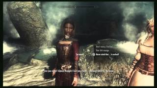 Let's Play Skyrim #3 Part 193 - Reading the Elder Scroll Blood
