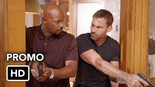 "Lethal Weapon Season 3 ""New Partner, Still Lethal"" Promo (HD) Seann William Scott"
