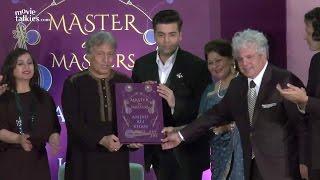 UNCUT - Master On Masters Book Launch | Karan Johar, Ustad Amjad Ali Khan, Suhel Seth