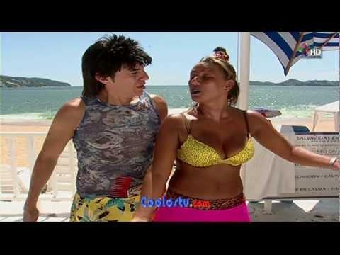 Consuelo Duval TETOTAS EN BIKINI sin audio