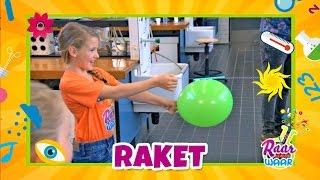 Hoe maak je zelf een raket?
