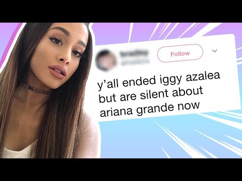 Ariana Grande s Comments Have Furious Fans Accusing Her of Blackfishing