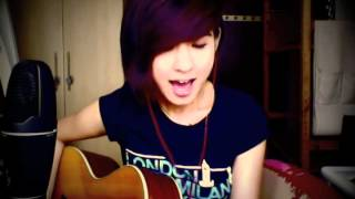 """Steph Micayle - """"Be my Escape"""" acoustic cover"""