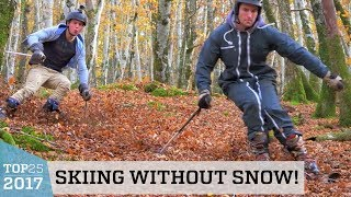 Skiing Without Snow   Top 25 of 2017