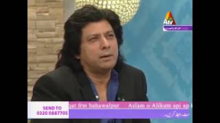 Jawad Ahmed Talking about Jaan'nisar