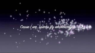 Taylor Swift Sparks Fly Lyrics HD