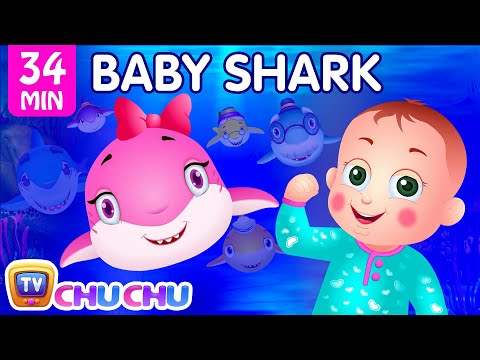 Download ChuChu TV Baby Shark and Many More Videos | Popular Nursery Rhymes Collection free