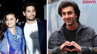 Alia - Sidharth Part Their Ways Because Of Ranbir Kapoor? | Bollywood News