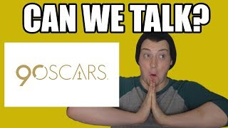 LIVE REACTION TO 2018 OSCAR NOMINATIONS | CAN WE TALK 53