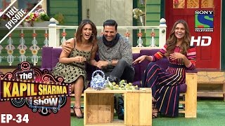 The Kapil Sharma Show - दी कपिल शर्मा शो–Ep-34–Rustom's Courtroom Drama–14th Aug 2016